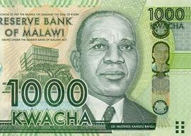 Malawi 1000 banknote