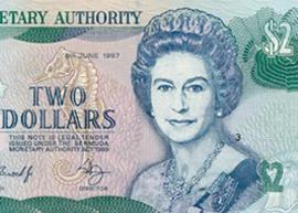 Bermuda legacy banknote