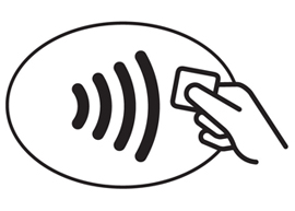 Contacless Payment Symbol