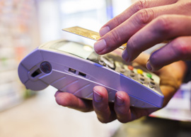 Contactless and cashless payments_cashless_card