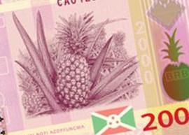 Burundi 2000 banknote
