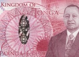 Tonga 100 banknote 2015