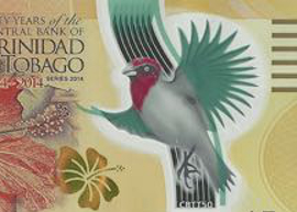 Trinidad & Tobago banknote