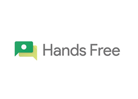 Google Hands Free logo