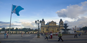 High Security Printing (HSP) in Guatemala City