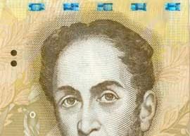 Thumbnail image of Venezuelan 100 banknote.