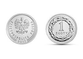 Poland 1 zloty coin_courtesy of NBP