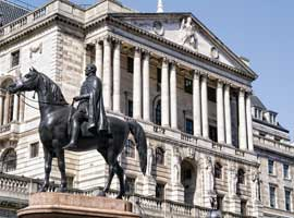 Bank of England building