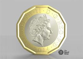 BoE pound design