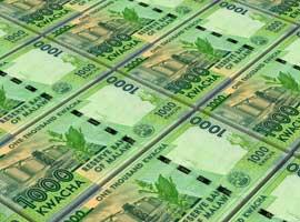 Malawi kwacha banknotes