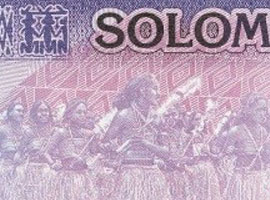 Thumbnail image of Solomon Islands new $20 banknote.