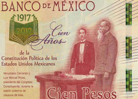Thumbnail image of the 200-peso commemorative banknote.