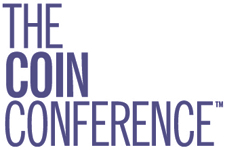 Logo of The Coin Conference