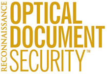 Optical Document Security logo