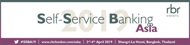 Self-Service Banking Asia 2019 banner
