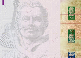 Thumbnail image of the 50 Bolivia banknote 2018